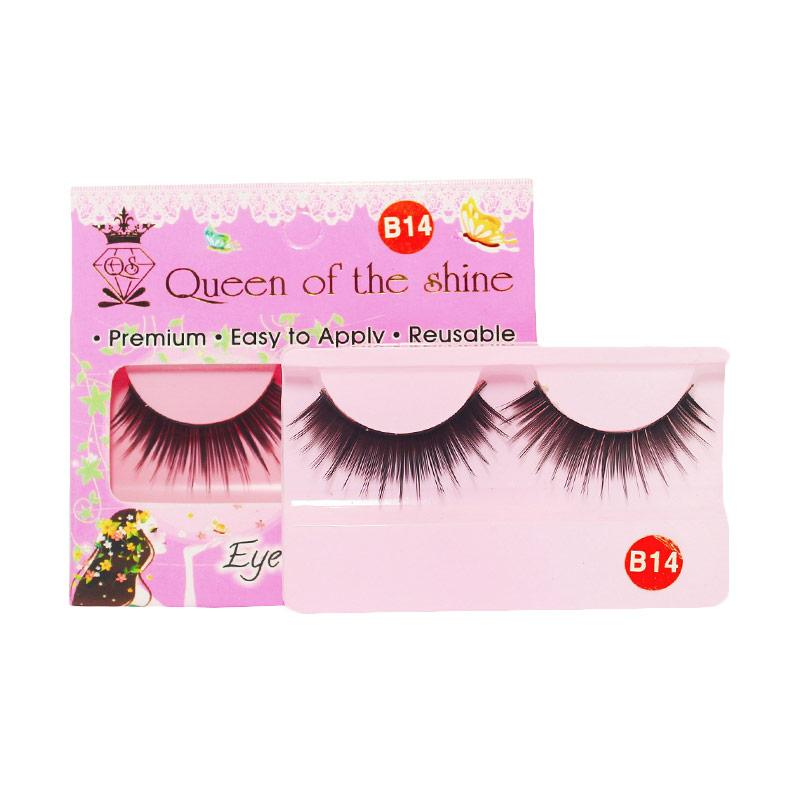 harga Queen Of The Shine B14 Eyelashes Blibli.com