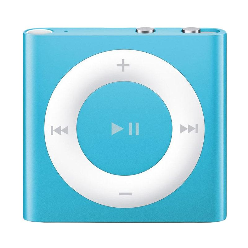 harga Apple iPod Shuffle 2 GB Portable Player - Blue Blibli.com