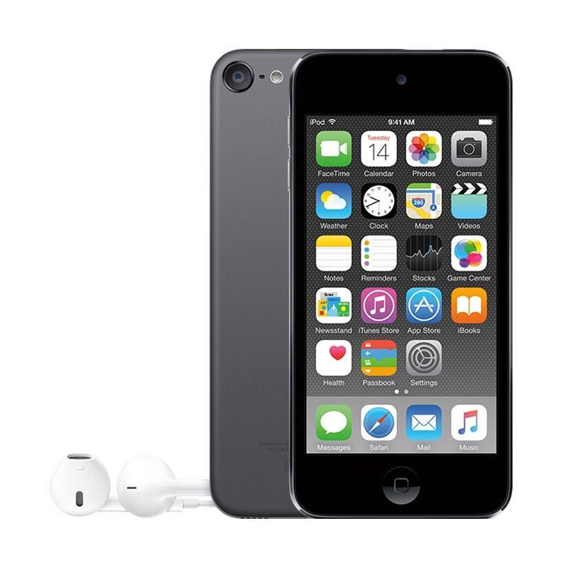 harga Apple iPod Touch 6 64 GB Portable Player - Grey Blibli.com
