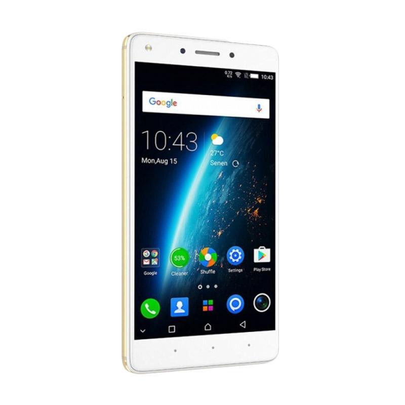 Infinix Zero 4 X555 Smartphone - Emas [32 GB/ 3 GB]