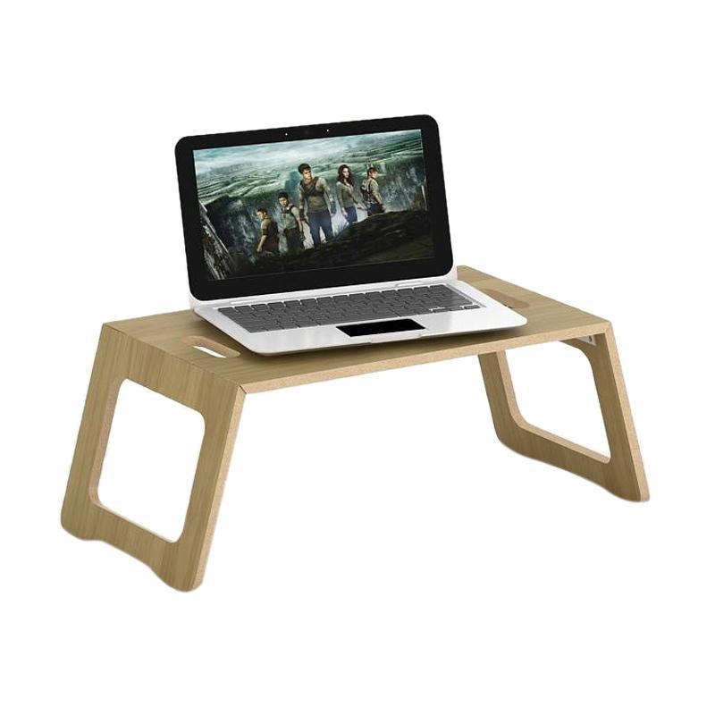 harga JYSK Laptop Support Eli 29X60 Cm Euro Oak Blibli.com