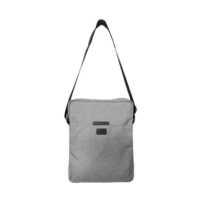 Lexon One Tablet Shoulder Bag - Light Grey