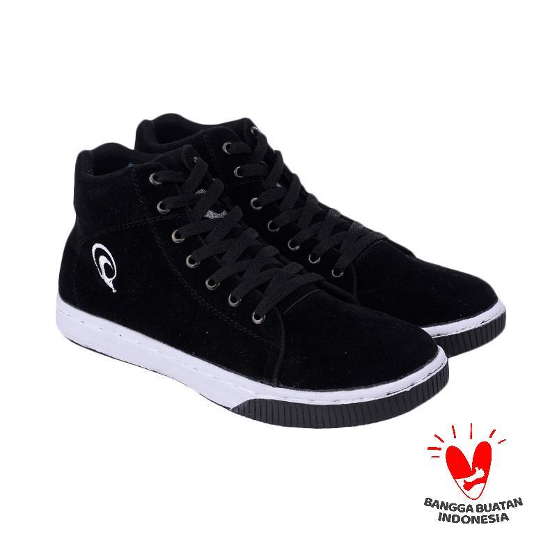 Raindoz RTF 109 Colvis Sepatu Pria - Black