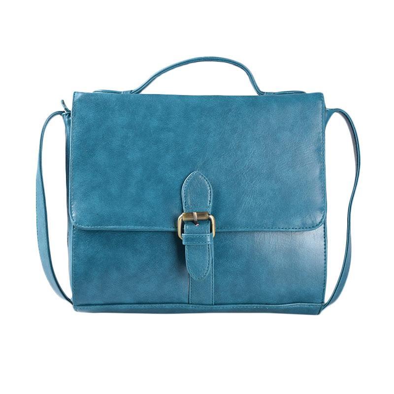Alibi Tropezee Bag T0925G2 Sling Bag - Turquoise