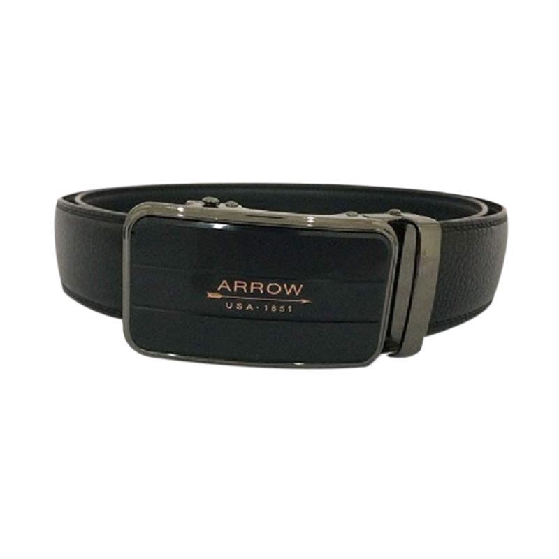 Arrow BP-AR2220SRA24-D36-3735 Ikat Pinggang Pria - Black