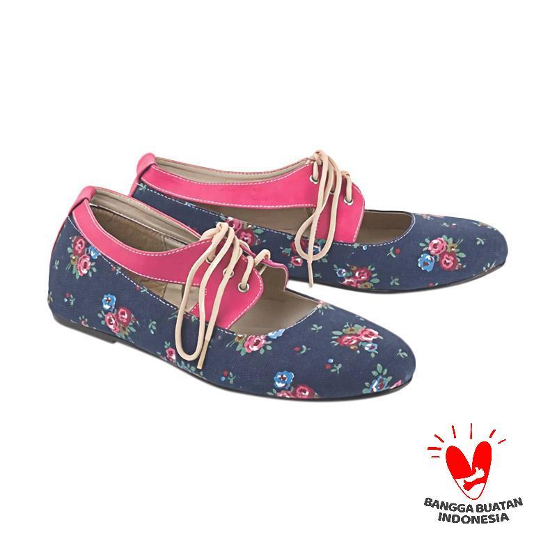 Blackkelly LMV 338 Sepatu Slip On Wanita