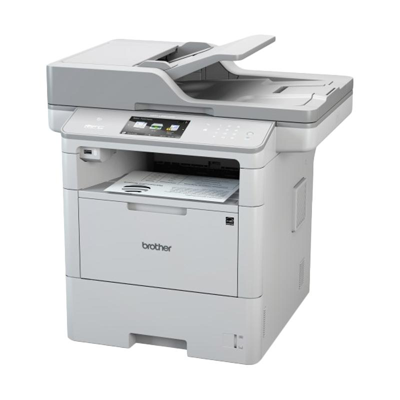 Brother MFC-L6900DW Laser Printer - Putih