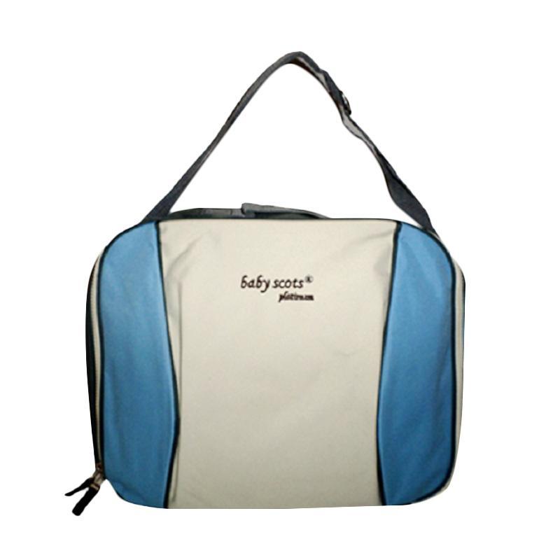 Baby Scots Platinum Mommy Bag 49 Tas Bayi - Biru