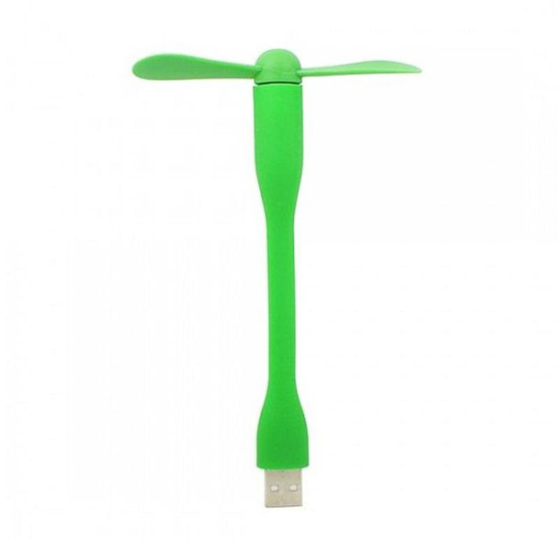 USB Fan Kipas Angin Baling - Hijau