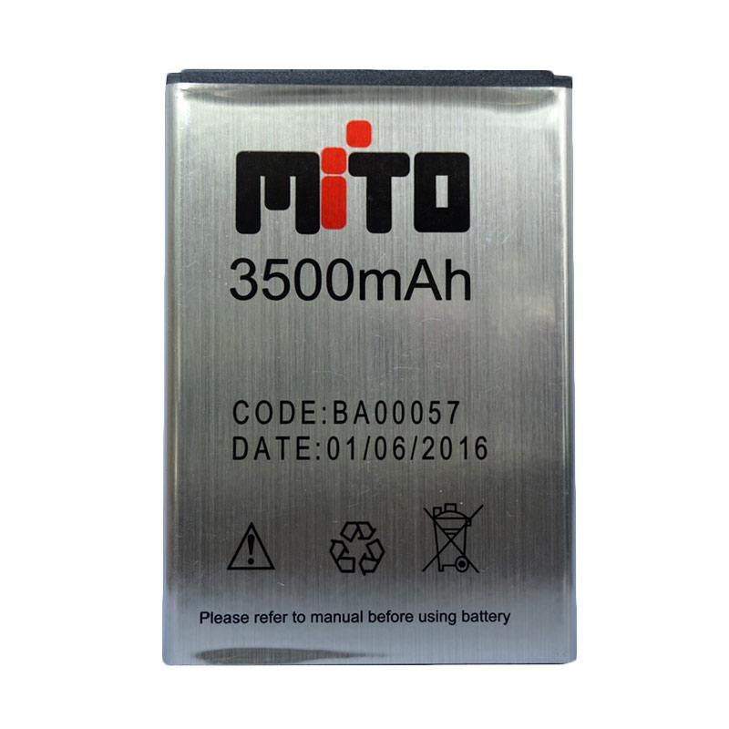 Mito BA00057 Battery for Fantasy Power A68 - Silver