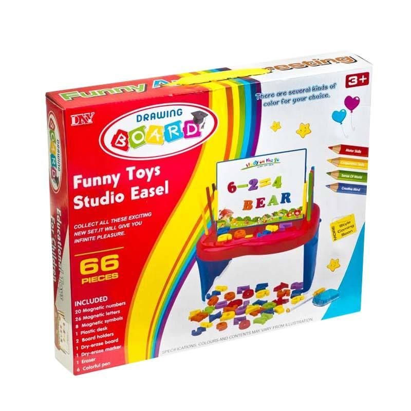 PMA Drawing Board Meja Belajar Anak