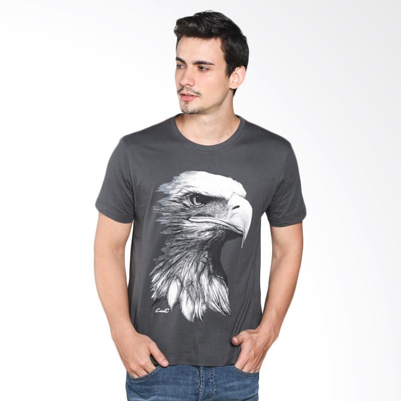 Carvil 11.BIG.EAG.66 Big Eagle Man T-shirt - Grey Extra diskon 7% setiap hari Citibank – lebih hemat 10% Extra diskon 5% setiap hari