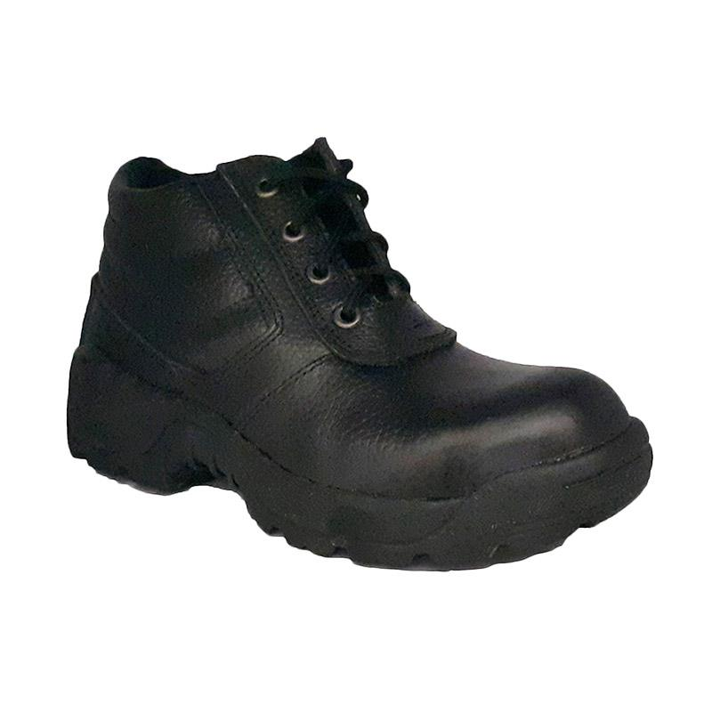 Handymen SPT 329 Safety Boot Shoes - Black