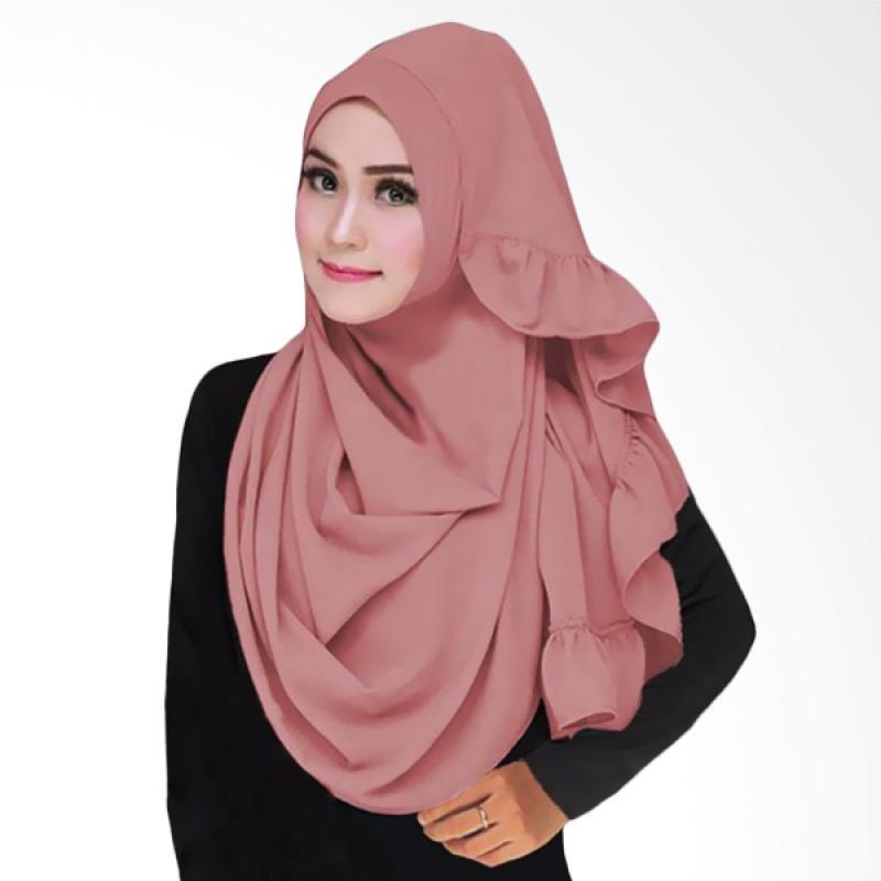Kus Group Hijab Instant Sarah - Pink