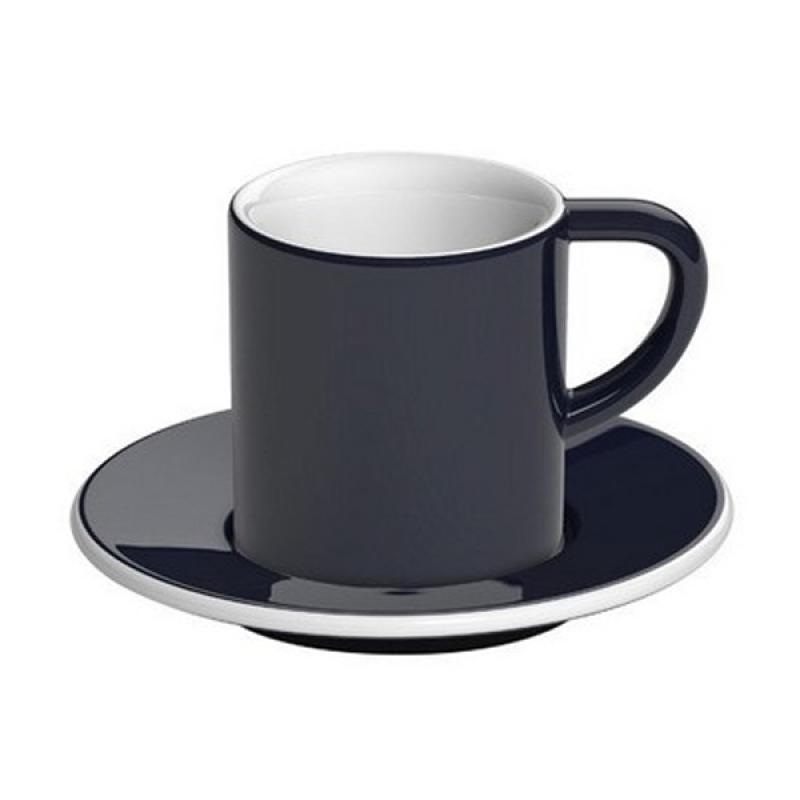 Loveramics Bond Espresso Gelas - Denim [80 mL]