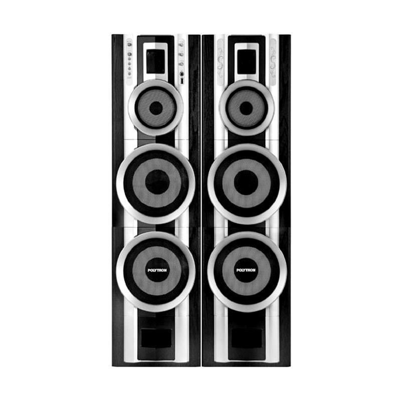 harga Polytron Pas-28 Speaker Aktif - Hitam Blibli.com