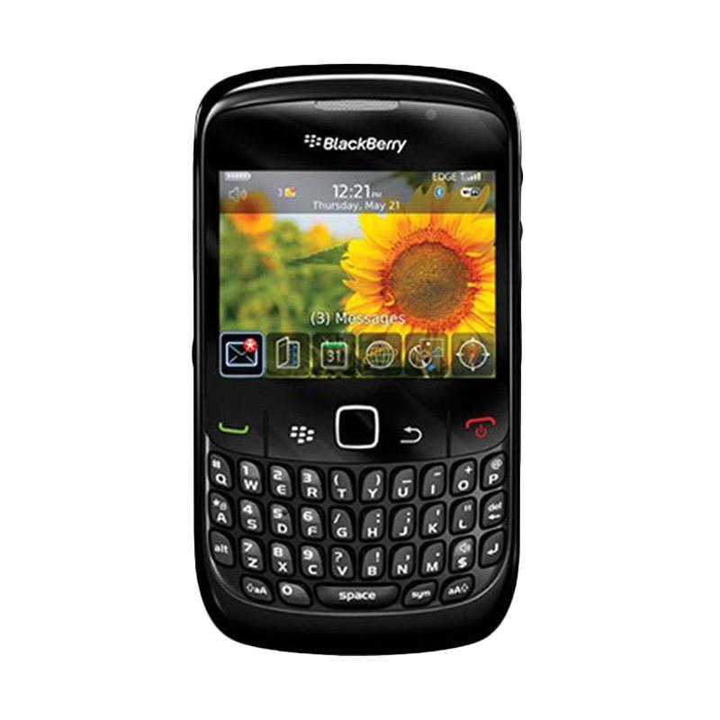 harga BlackBerry Gemini 8520 Smartphone - Hitam Blibli.com