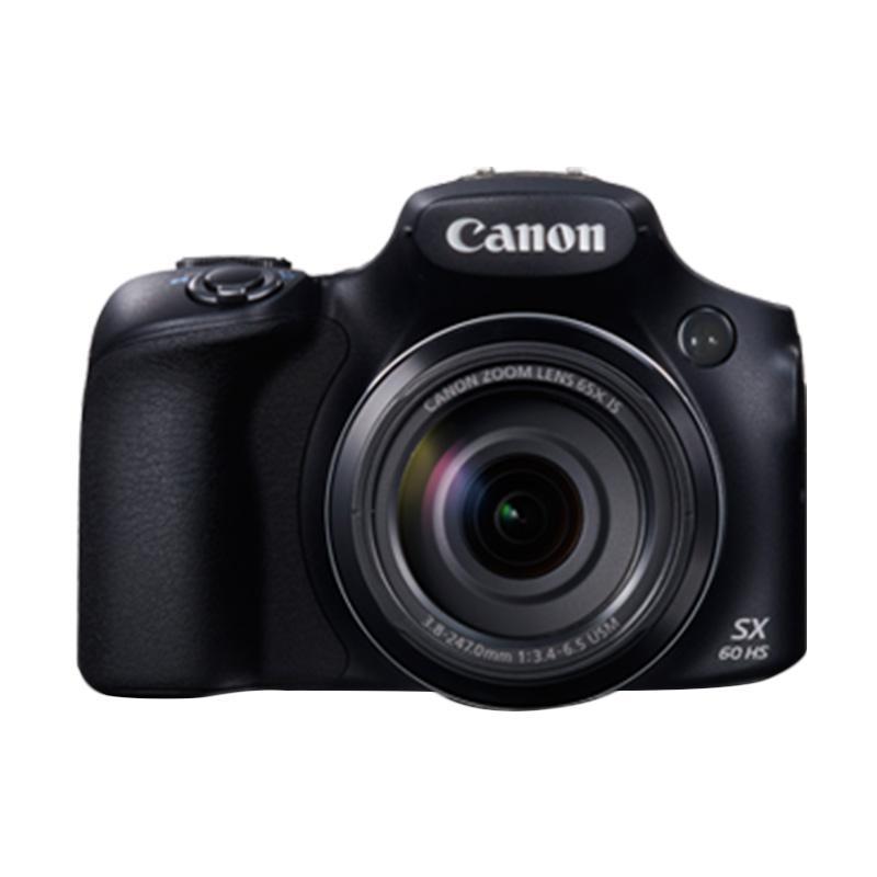 Canon Power Shot SX 60 Black