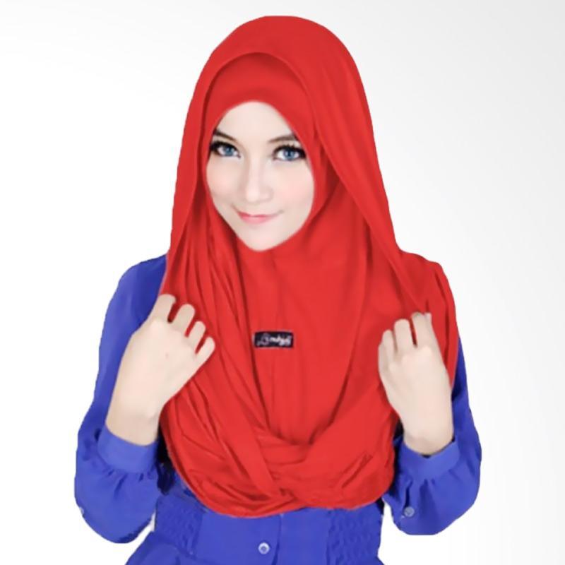 Milyarda Hijab Sosor Kerudung - Merah