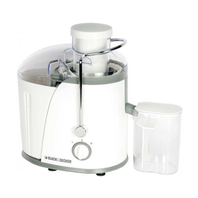 Black & Decker JE400 Full Deluxe Juice Extractor