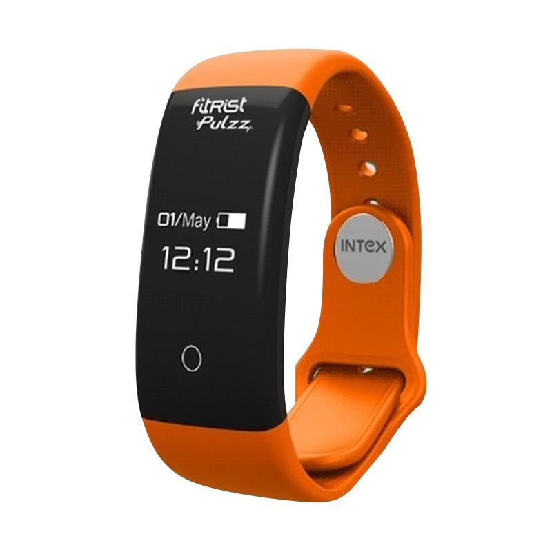 Intex Fitrist Pullz Smartband - Orange