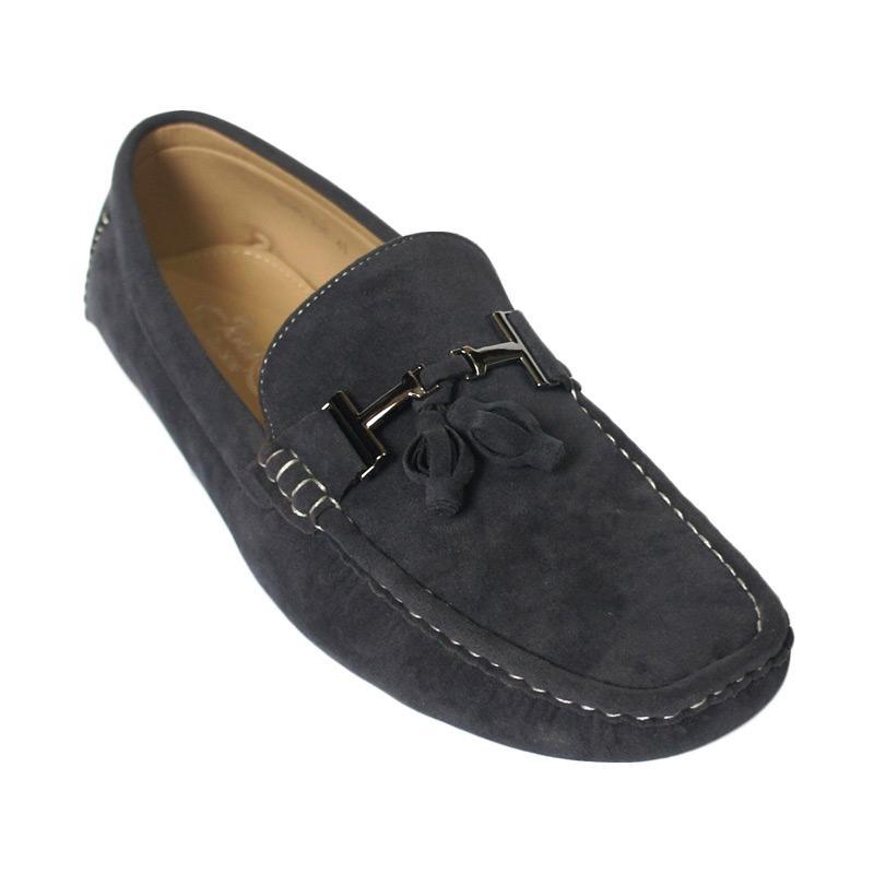 harga Jackson DIVO 2JC Sepatu Casual Pria - Navy Blibli.com