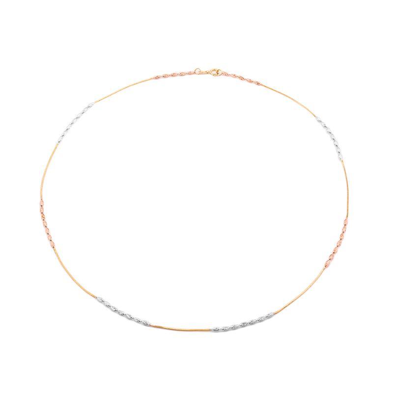 Kelly Gold Necklace - Kalung Emas Kadar 75