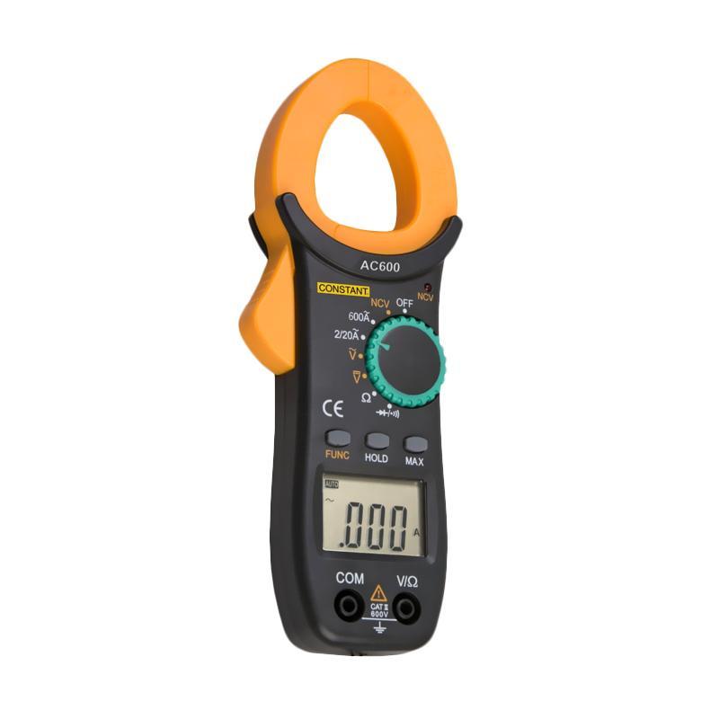 Constant AC600 Digital Clamp Ampere Meter