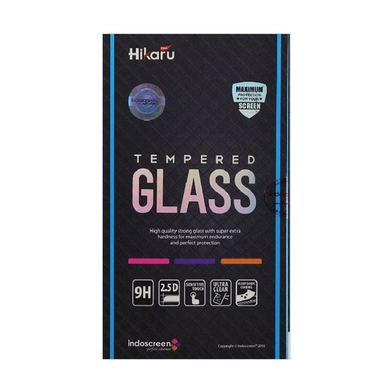 HIKARU Tempered Glass Screen Protector for Coolpad Fancy 3 - Clear