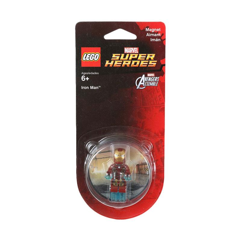 Lego 853457 Marvel Super Heroes Magner Iron Man Mainan Blok & Puzzle