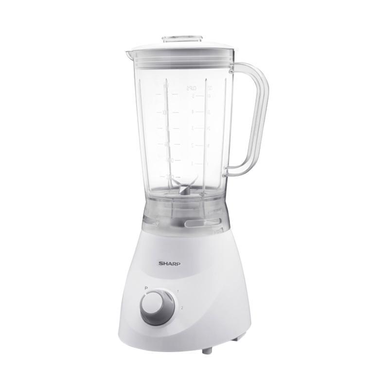 SHARP EM-120-WH Countertop Blender - Putih [1.25 L]
