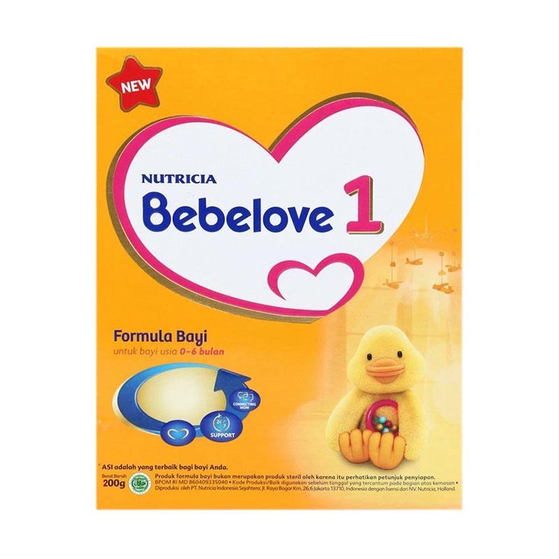 Bebelove 1 Bebenutri Susu Formula Bayi [200 g]