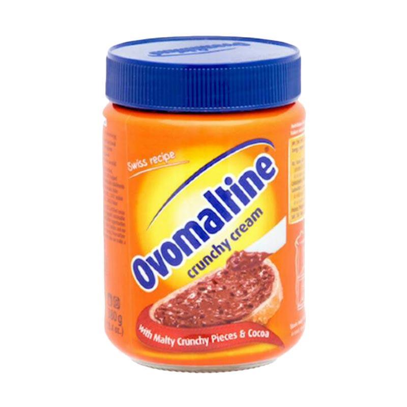 harga Ovomaltine Crunchy Cream Selai [380 gr] Blibli.com