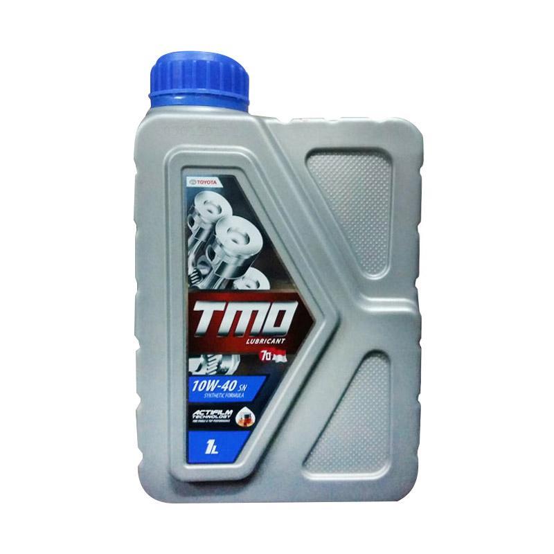 Toyota TMO 10W - 40 Oli Pelumas for Mobil [1 L]