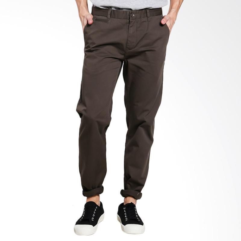 Greenlight Men Pants - Brown [201101613]