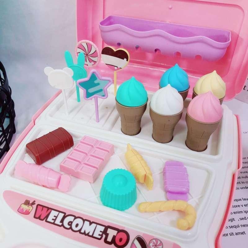 Jual Oem One M108 Mainan Kitchen Set Tas Ransel Anak Set Dapur Mainan Masak Masakan Wastafel Ice Cream Maker Online Maret 2021 Blibli