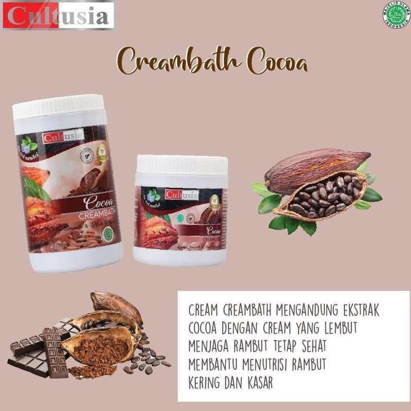 Jual Cultusia Creambath Rambut All Varian 1000 Ml Coklat Online Maret 2021 Blibli