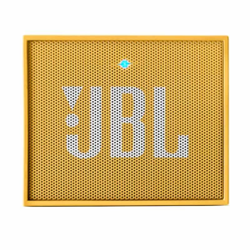 JBL Go Portable Speaker - Yellow