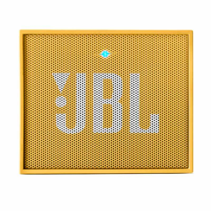 BL Go Portable Speaker Yellow