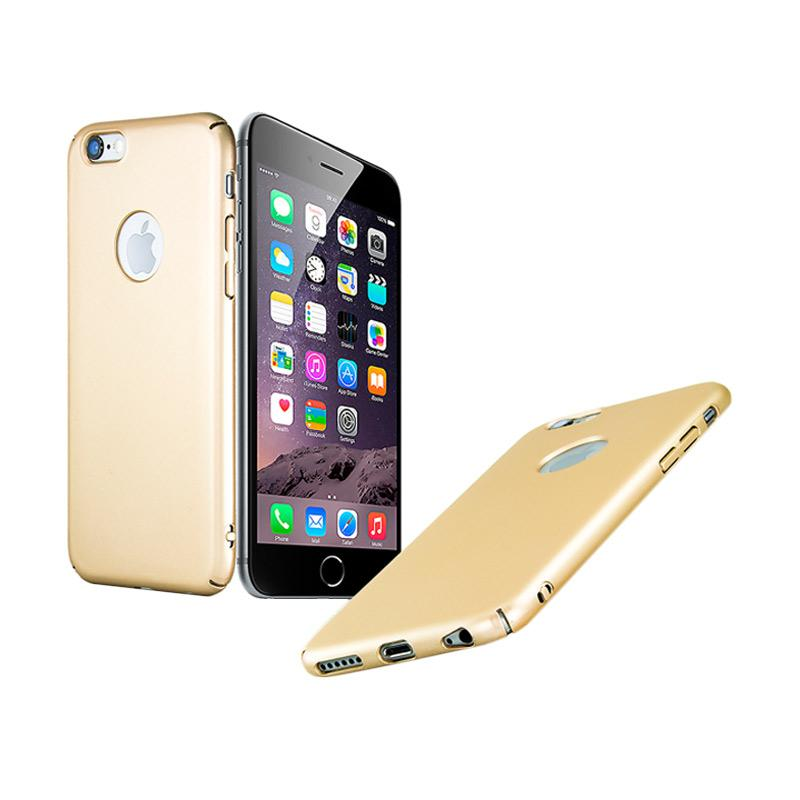 Fashion Baby Skin Ultra Thin Hardcase Casing for iPhone 6s - Gold