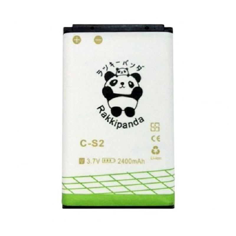 RAKKIPANDA CS-2 Double Power IC Battery for Blackberry Gemini