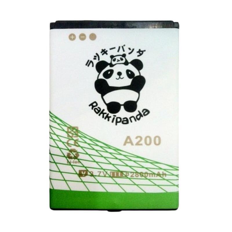 RAKKIPANDA Baterai Double Power IC for EVERCOSS A200 or A5