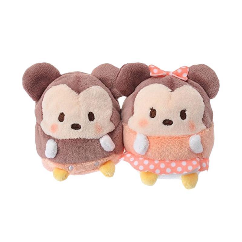 harga Disney Original Ufufy Plushies Mini Pair Japan Import Mickey and Minnie Boneka - Multicolor Blibli.com