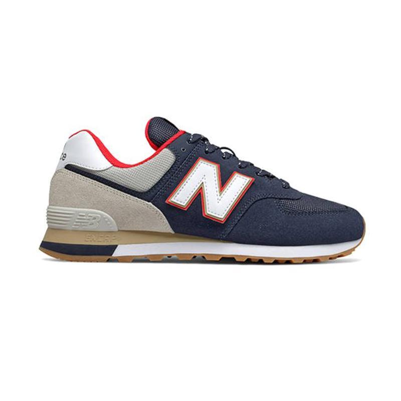 New Balance Men 574 Classic Shoes [ML574SKB]