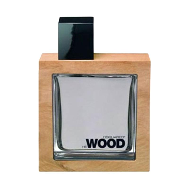 Dsquared2 He Wood EDT Parfum Pria [50 mL]