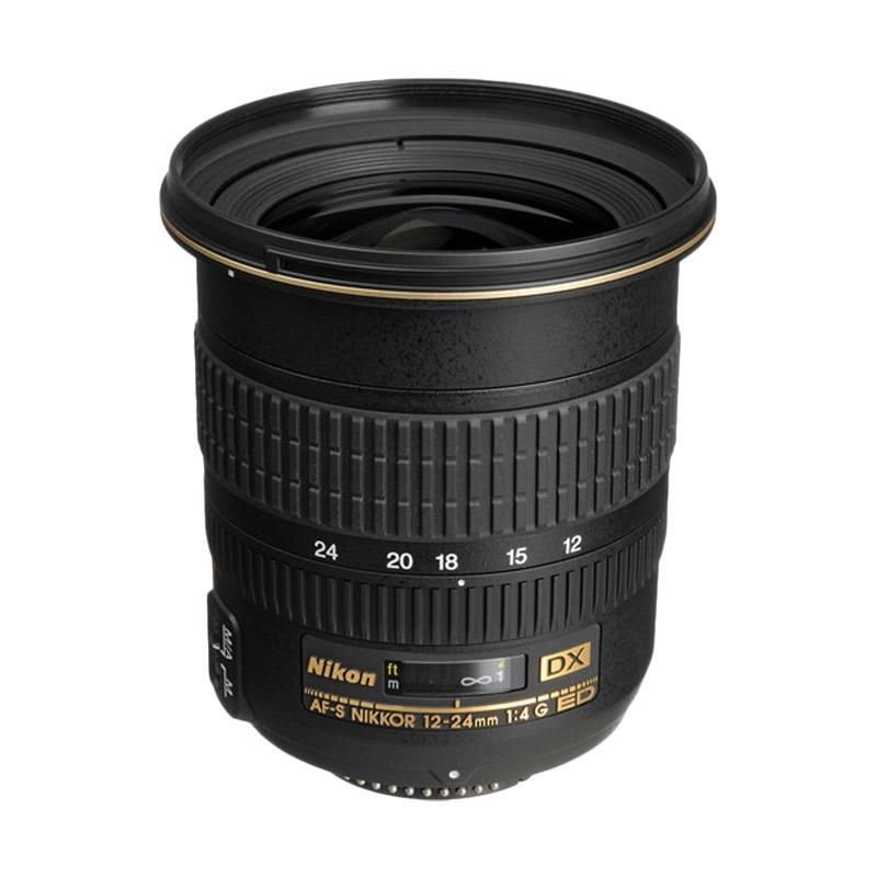 Nikon Lensa AF-S DX Zoom 12-24 mm f/4G IF-ED