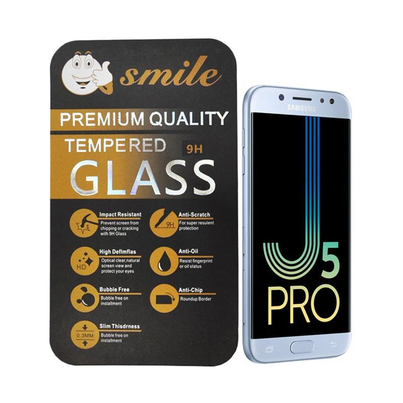 Smile Tempered Glass Screen Protector for Samsung Galaxy J5 Pro