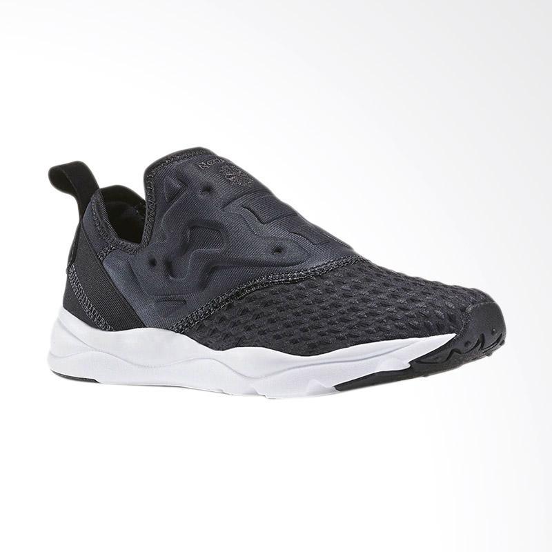 Reebok Furylite Slip On Casual Shoes BD1583 Sneakers Wanita