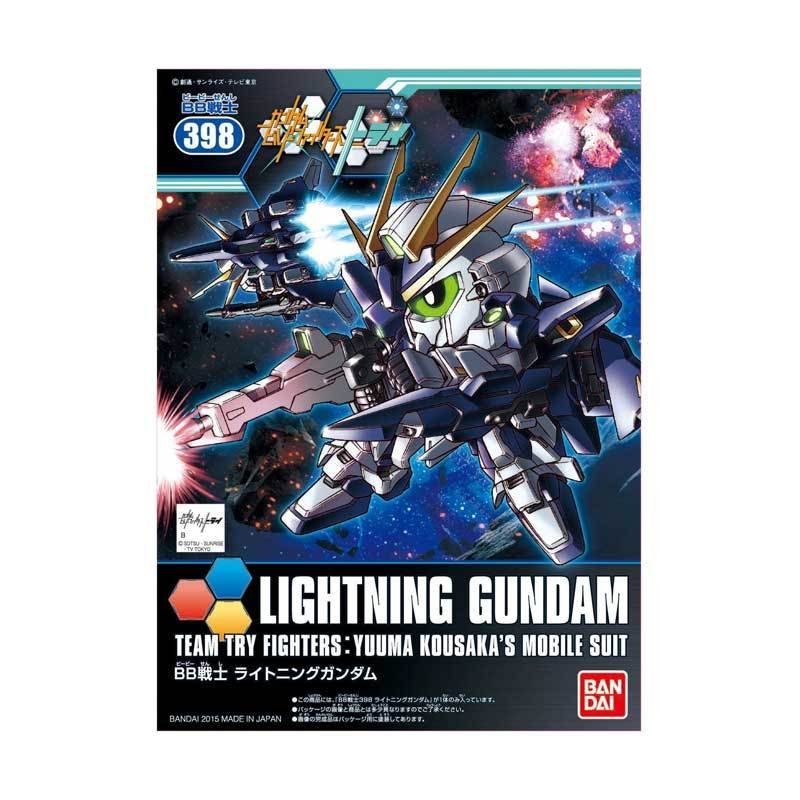 Bandai SD LGZ-91 Lightning Gundam [Skala:Super Deformed]