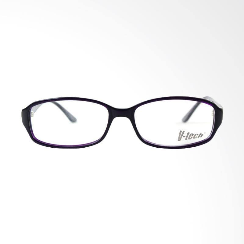 harga Vtech N6286 Casual Frame Kacamata Wanita - Purple Blibli.com 77fbec3939